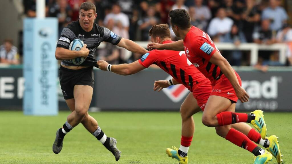 Falcons topple Braves to host Saracens in Shield final