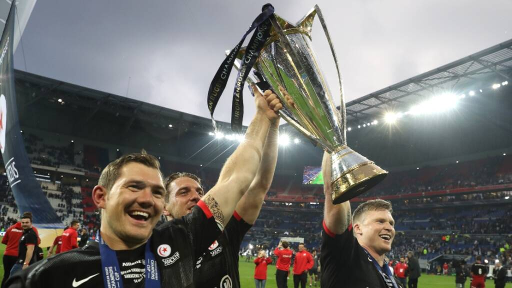 Throwback Thursday: Saracens' European triumphs