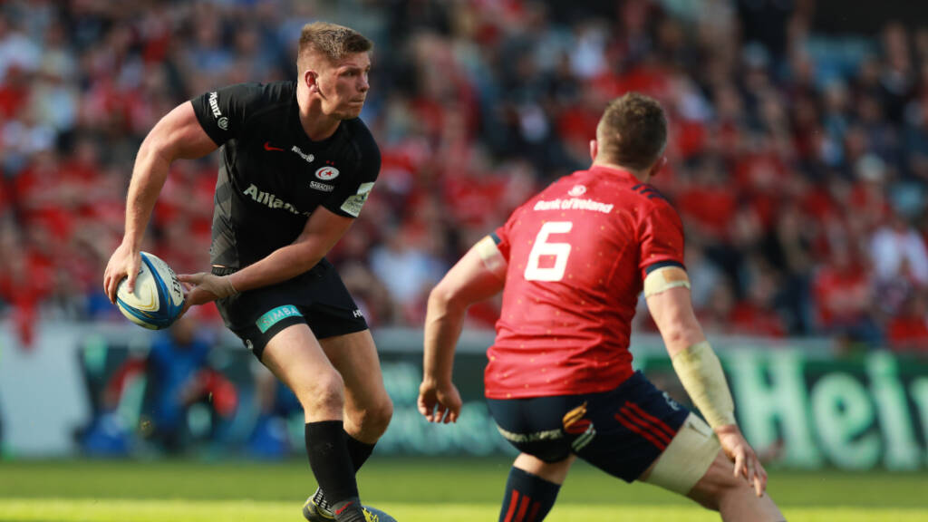 Saracens name team for the Heineken Champions Cup final