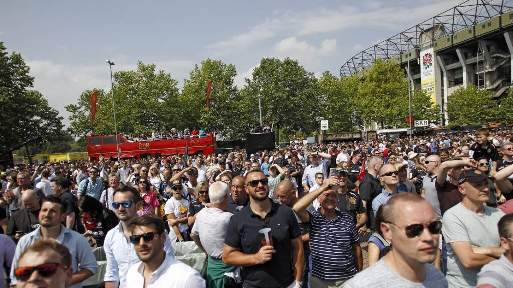 Gallagher Premiership Rugby Final 2019 Fan Village to kick off the atmosphere