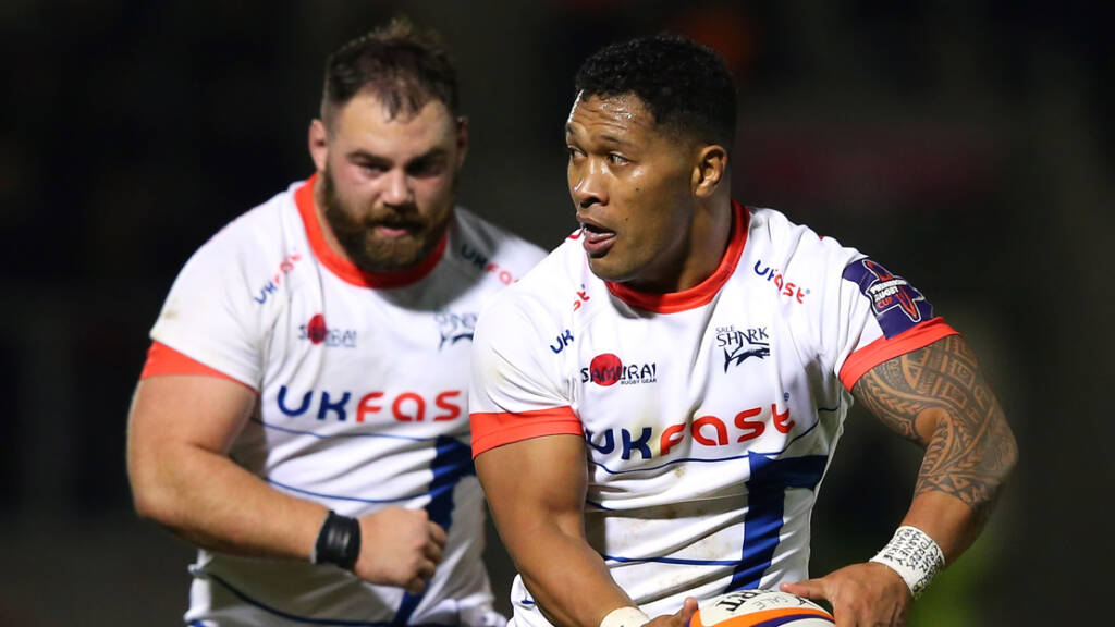 Sale Sharks announce leaving players