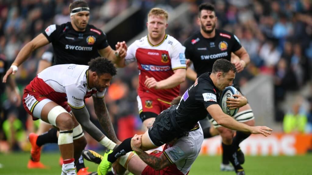 Match Report: Exeter Chiefs 40-21 Northampton Saints