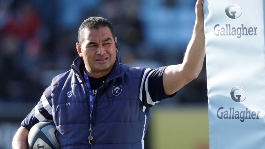 Lam pens new deal to become Bristol Bears' director of rugby