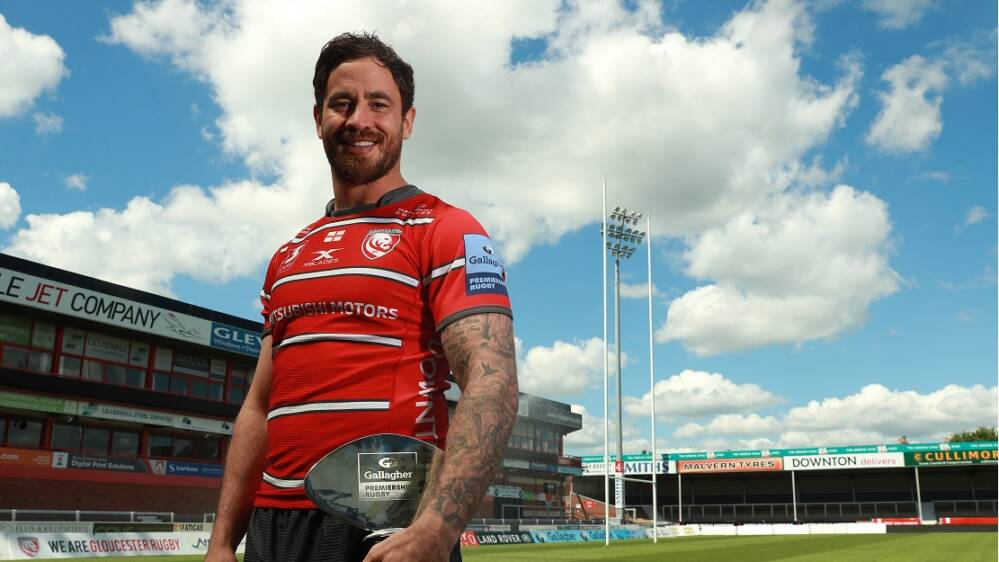 Premiership Rugby Danny Cipriani Crowned Gallagher Premiership Rugby Player Of The Season