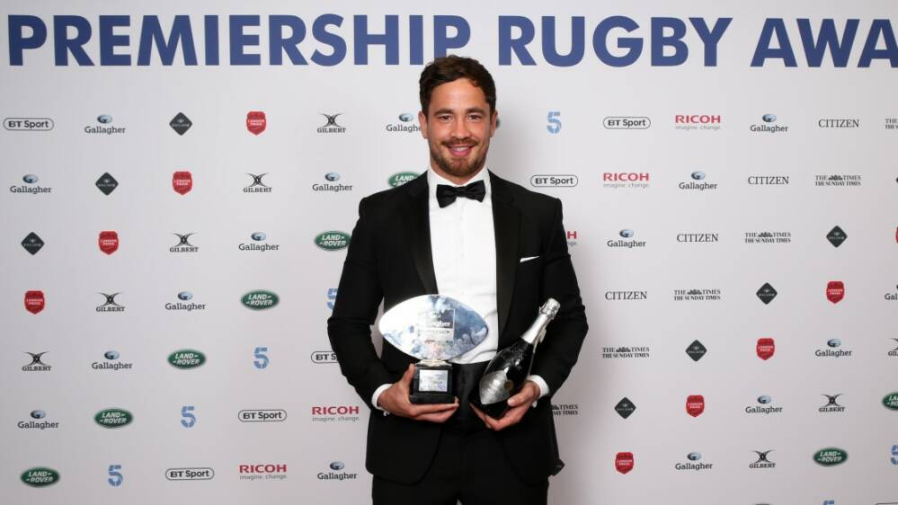 Premiership Rugby Double Award Delight For Gloucester Rugby Ahead Of Seismic Saracens Showdown