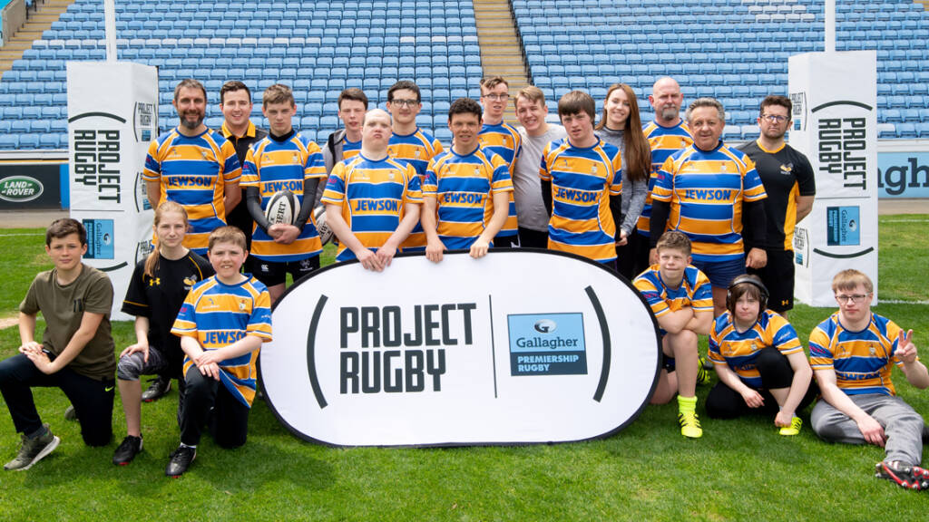Project Rugby is bringing the Hornets to Twickenham on 1 June