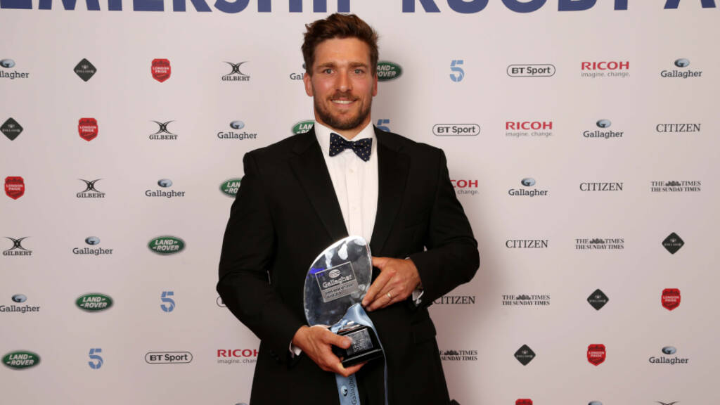Bristol Bears' Nick Fenton-Wells named Gallagher Community Player of the Season