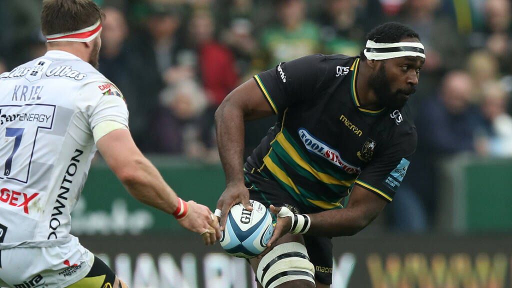 Northampton Saints team named for semi-final showdown against Exeter Chiefs