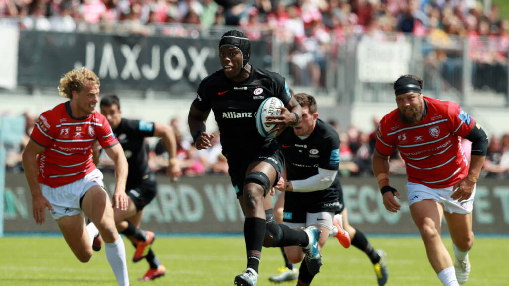 Match Report: Saracens 44-19 Gloucester Rugby