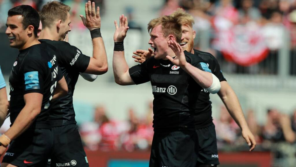 What you might have missed: Gallagher Premiership Rugby semi-finals