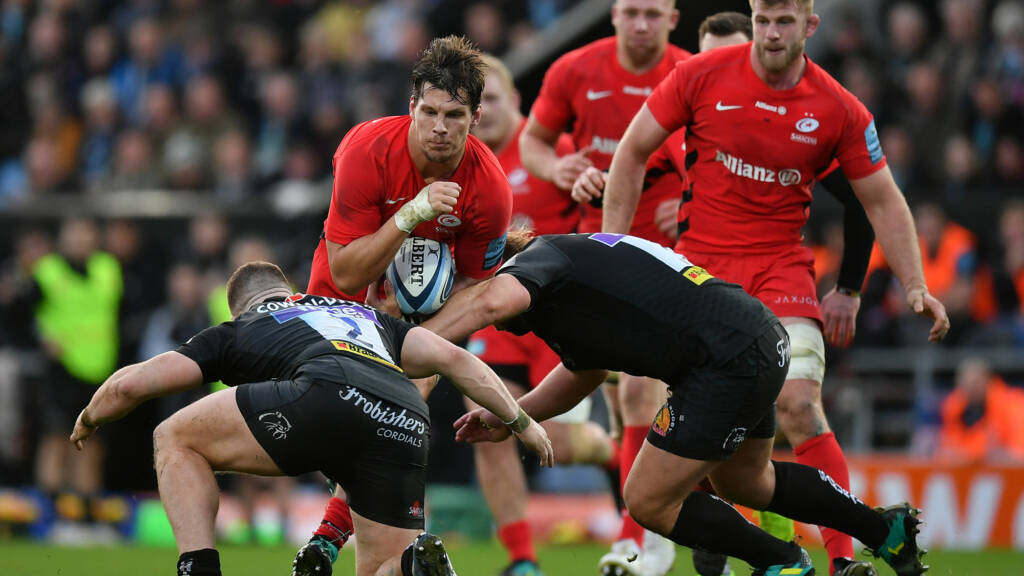 Gallagher Premiership Rugby Final Preview: Exeter Chiefs v Saracens