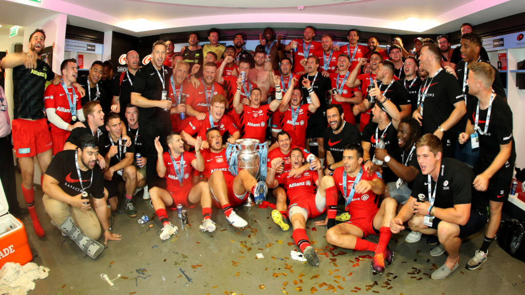 How social media reacted to the Gallagher Premiership Rugby Final
