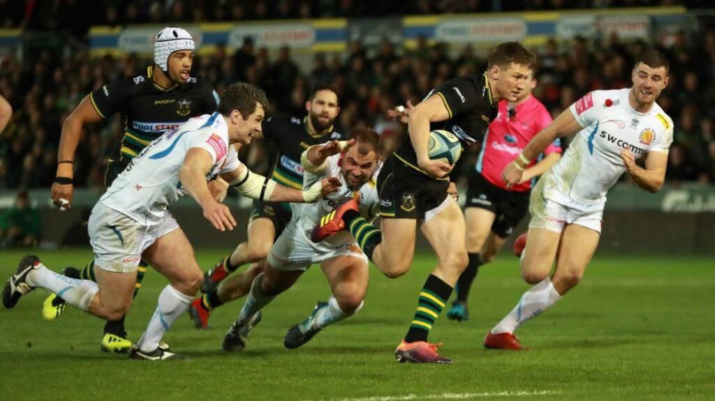 England U20 team to face Ireland in World Rugby U20 Championship