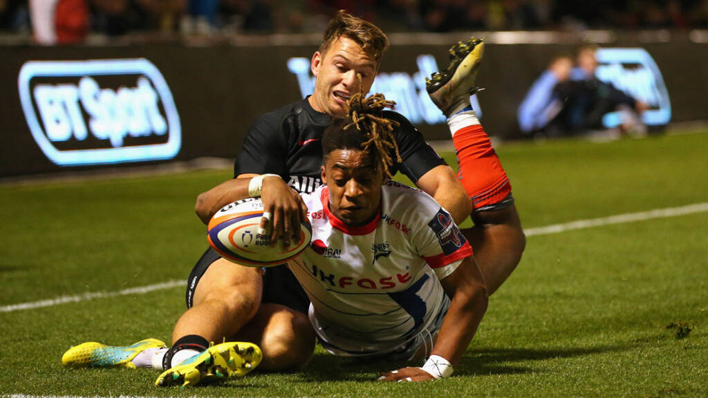 Coventry-born Odogwu set for Wasps move