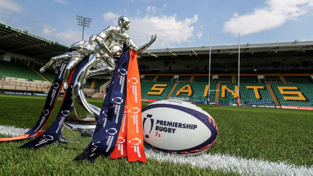 Franklin's Gardens to host Premiership Rugby 7s for third straight year