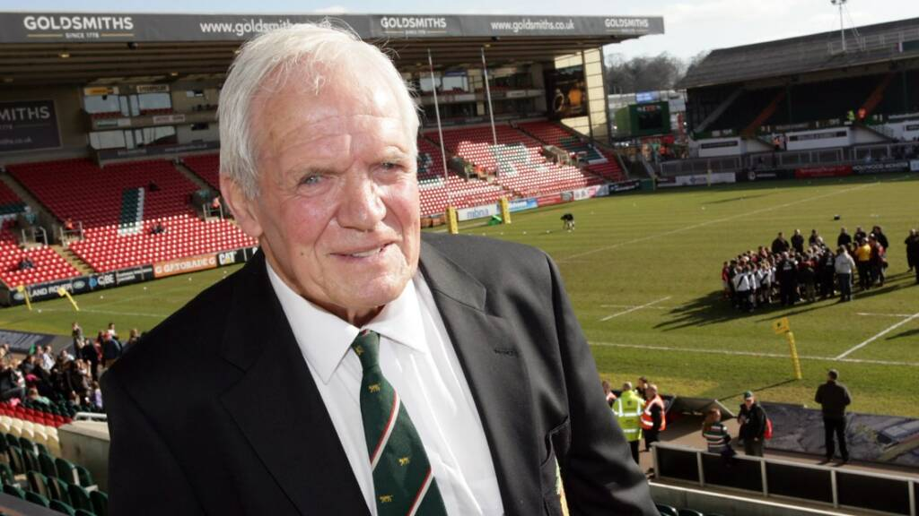 Tributes paid to Leicester Tigers legend David Matthews