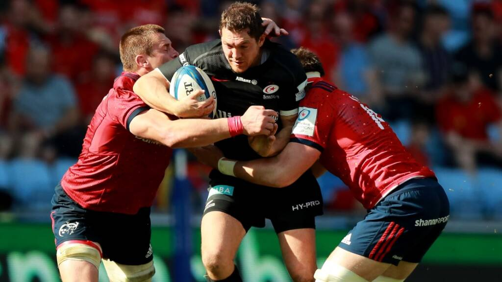 Defending champions Saracens to clash with Munster after Heineken Champions Cup draw announced