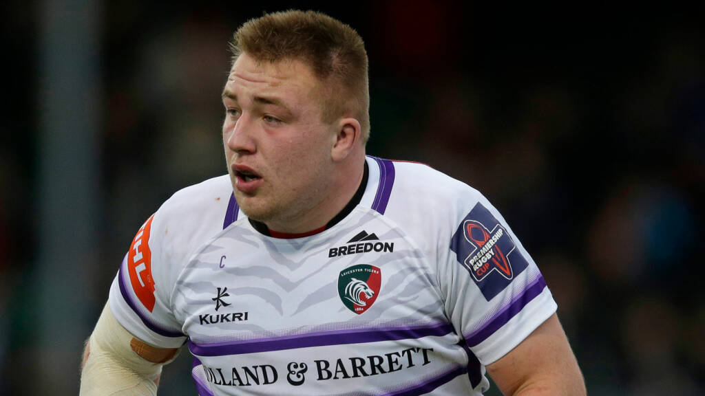 Prop Heyes agrees new deal with Tigers