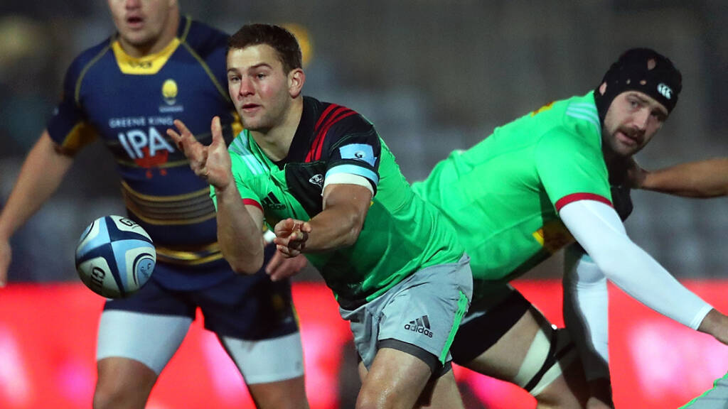 Charlie Mulchrone signs new short-term deal at Harlequins