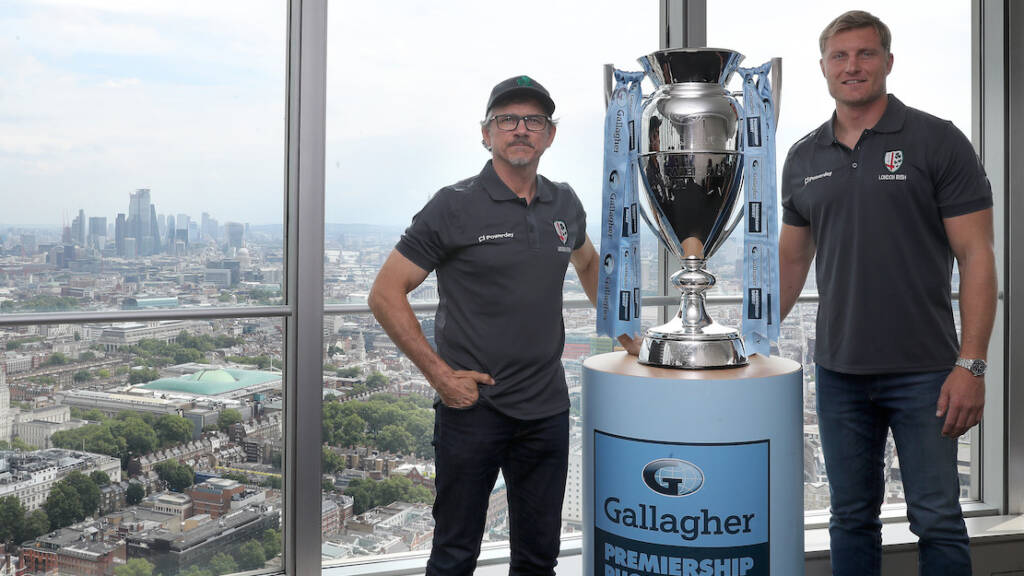 Kiss excited for maiden Gallagher Premiership season