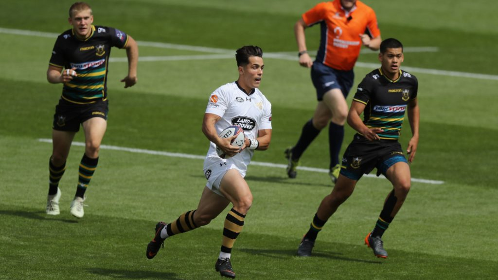 Sirker eyes route to Wasps first team via Premiership Rugby Cup