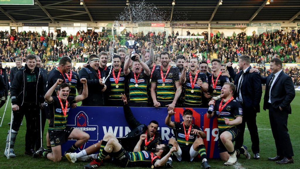 One Month to Go until the Premiership Rugby Cup returns