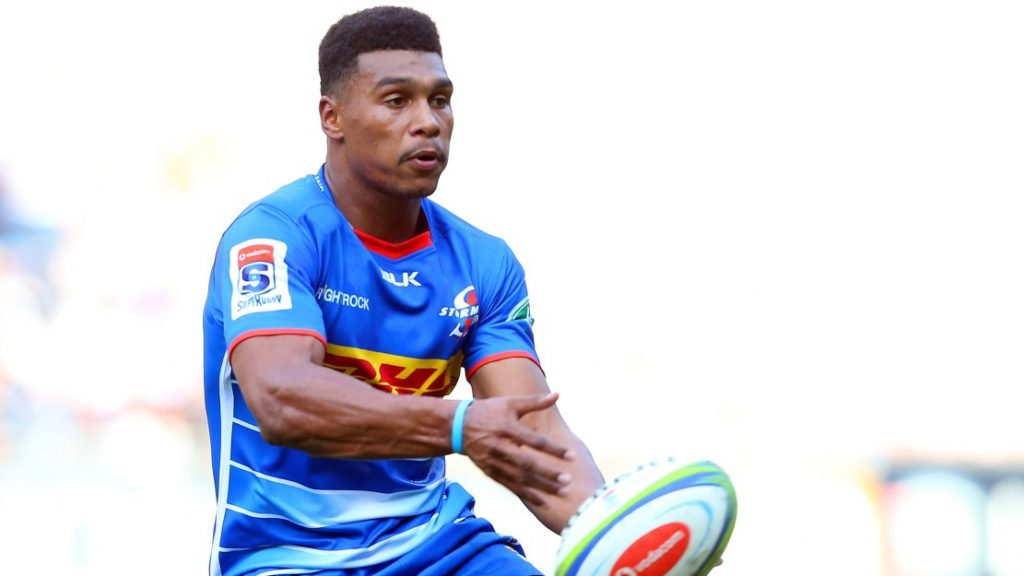Damian Willemse signs for Saracens
