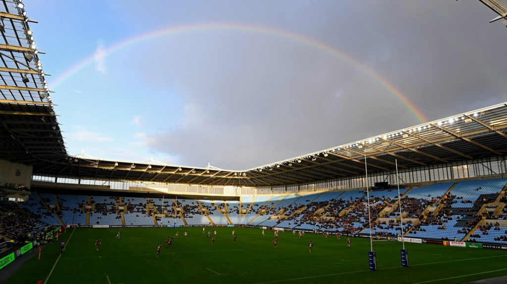 Ricoh Arena to host Rugby Sevens at 2022 Commonwealth Games