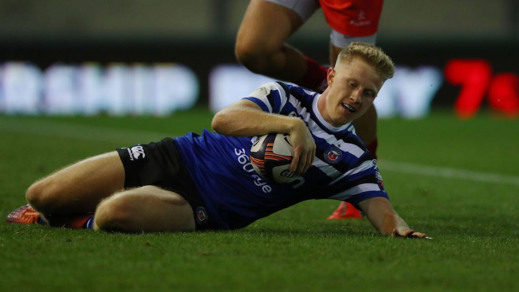 Davis encouraged by Bath Rugby's youngsters after Premiership Rugby 7s showing