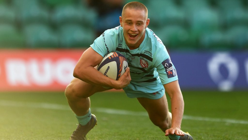 Reaction: Gloucester complete hat-trick of Premiership Rugby 7s Plate victories