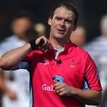 Officials revealed for opening weekend of Premiership Rugby Cup action