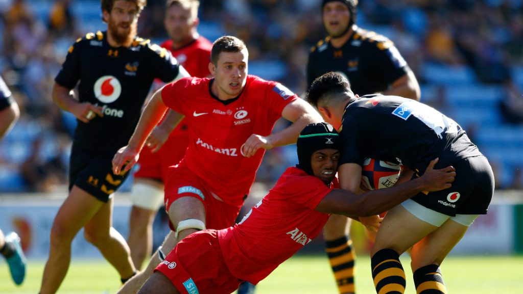 Match Report: Wasps 28-50 Saracens