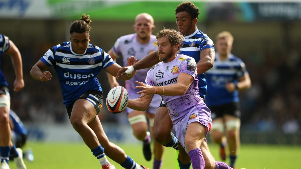 Match Report: Exeter Chiefs 28-14 Bath Rugby