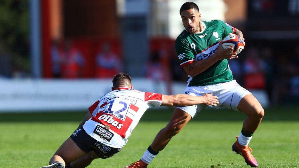 Match Report: Gloucester Rugby 29-49 London Irish