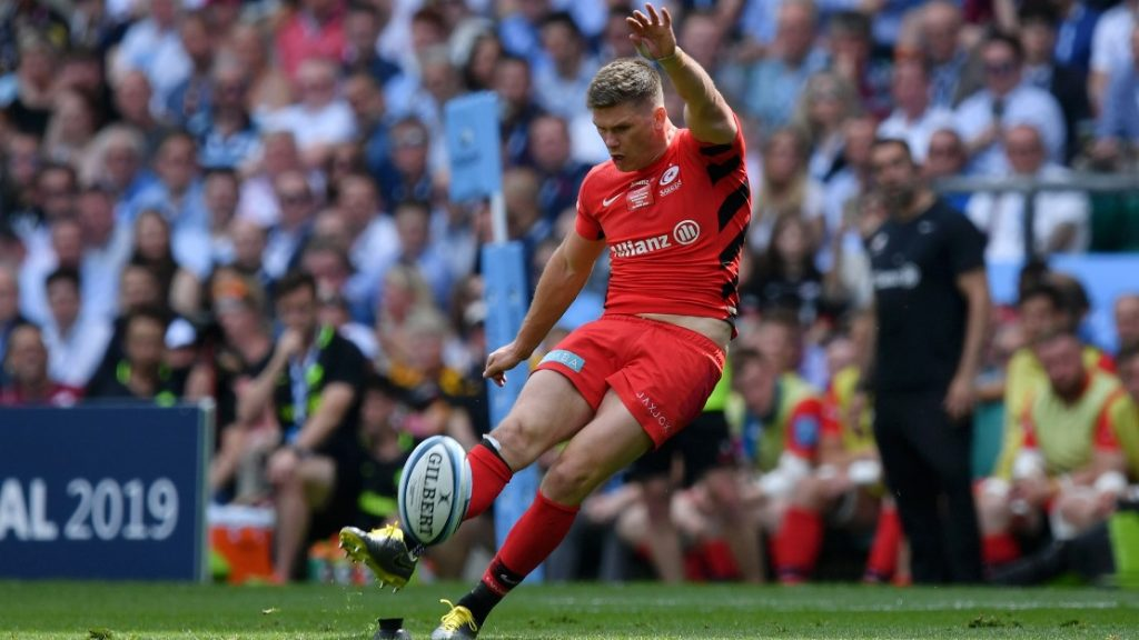 England name team to face Pumas in Rugby World Cup