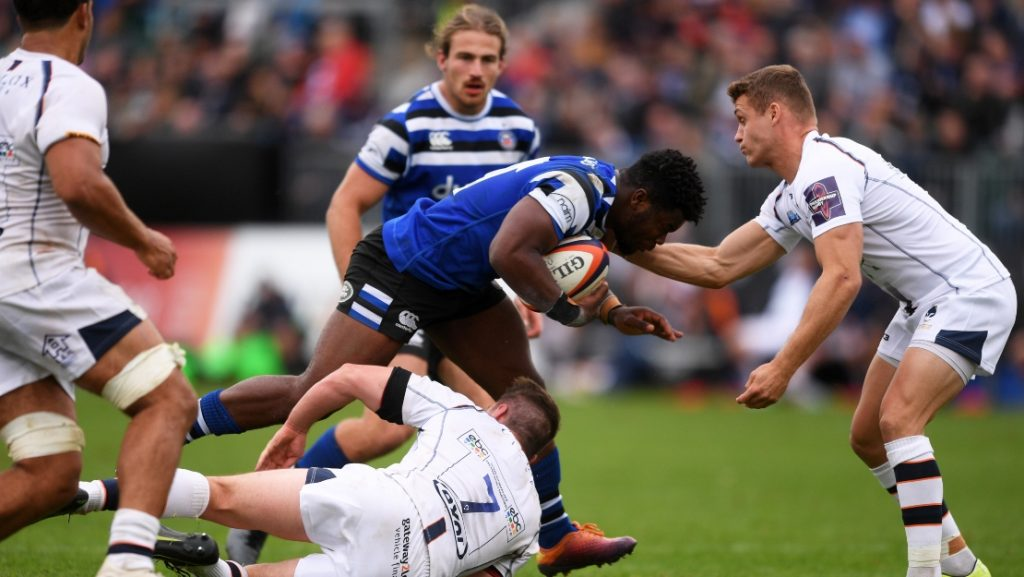 Three Saturday clashes to light up Premiership Rugby Cup