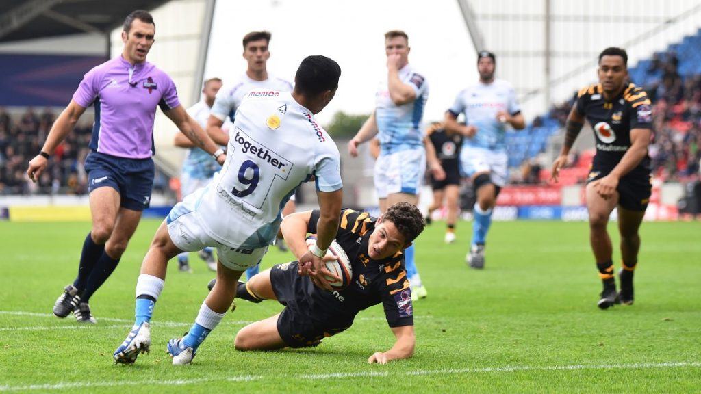 Vote for the Premiership Rugby Cup Try of the Week – Round Three