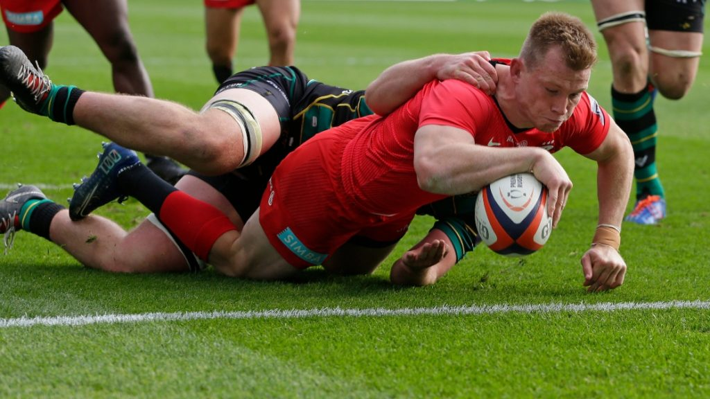 Danny Care selects his XV from Round Three of the Premiership Rugby Cup