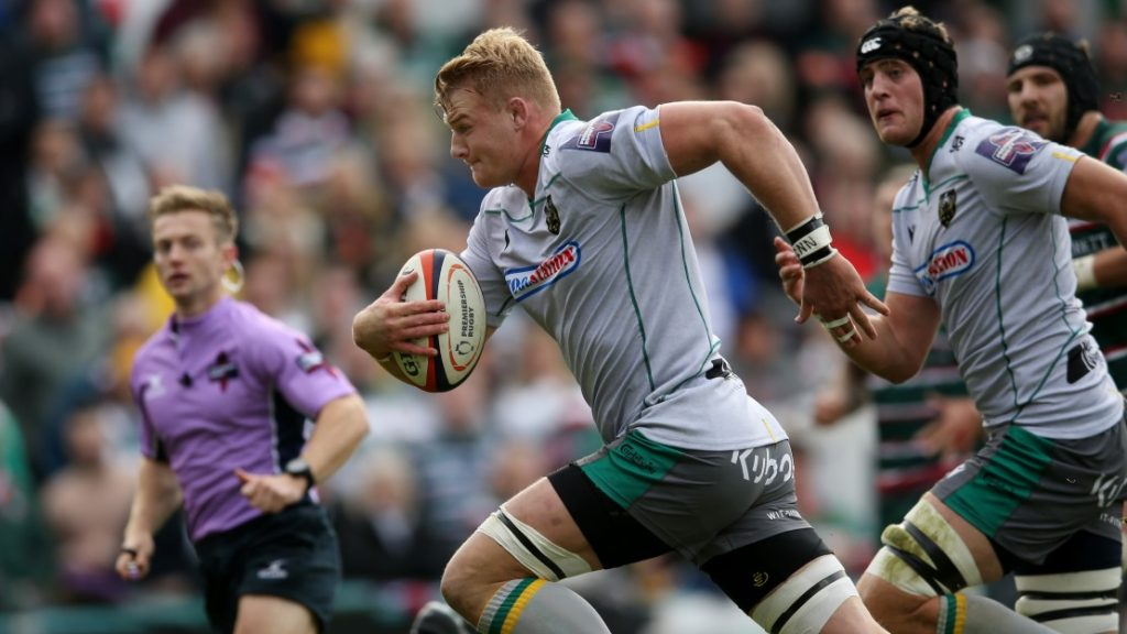Match Report: Leicester Tigers 22-31 Northampton Saints