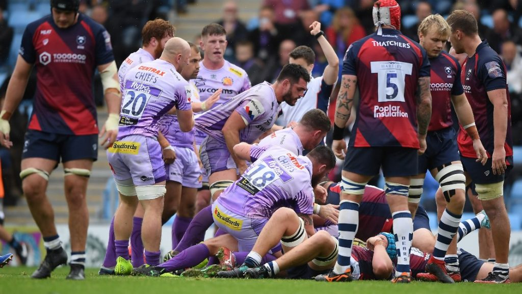 Things You Might Have Missed: Premiership Rugby Cup Round 4