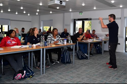 Day 2: Coach Workshop and Rugby School