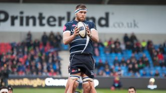 Nott Relishing First Team Experience