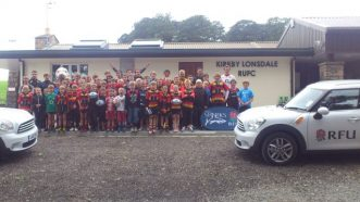Kirkby Lonsdale Hold Three Day Camp