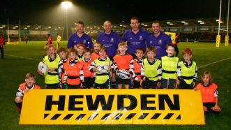 Hewden Supporting Tag Rugby