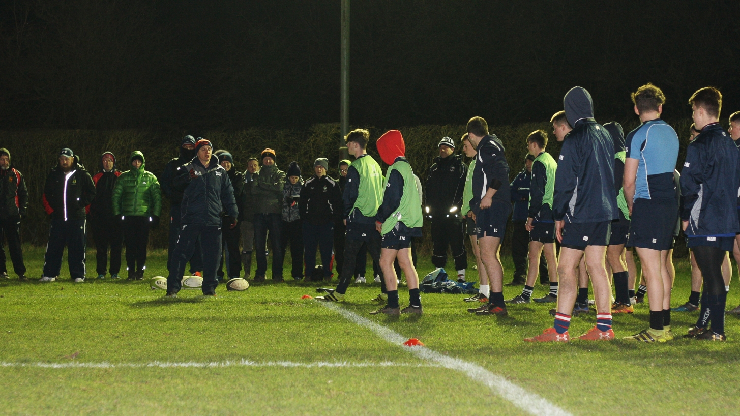 1ab3c0cc36c Elite Coach Education – Principles of Attack with Sale Sharks Attack Coach  Paul Deacon