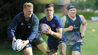 THREE SHARKS START FOR ENGLAND U20S AGAINST WALES