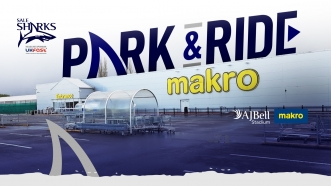 PARK AND RIDE AT MAKRO MANCHESTER