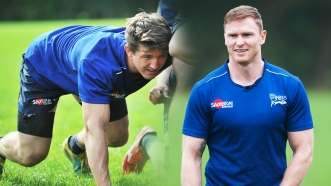 CHRIS ASHTON AND TOM CURRY NAMED IN WORLD CUP TRAINING SQUAD