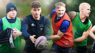 SHARKS' FAB FOUR NAMED FOR JUNIOR WORLD CUP