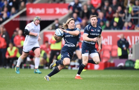 MATCH REPORT: SALE SHARKS 46-41 GLOUCESTER